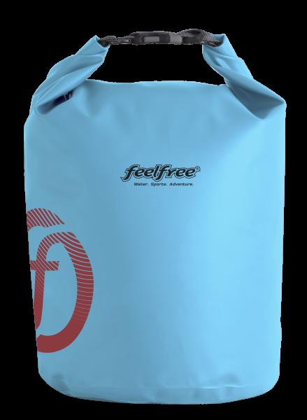 """FeelFree Beutel """"Dry Tube"""", 15L, hellblau"""