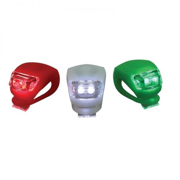 Lalizas - Navigationsleuchte für Boote, rot/grün/weiss
