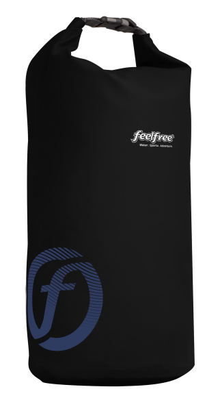 "FeelFree Beutel ""Dry Tube"", 20L, schwarz"