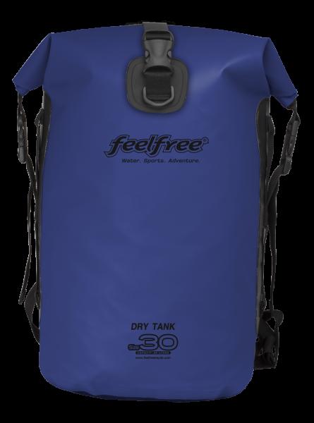 """FeelFree Rucksack """"Dry Tank"""", 30L, blau"""