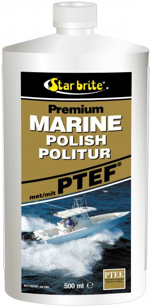 Star brite - Premium Marine Politur mit PTEF®, 500 ml