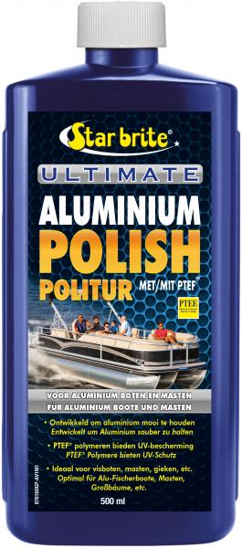 Star brite - Aluminium Politur mit PTEF®, 500 ml