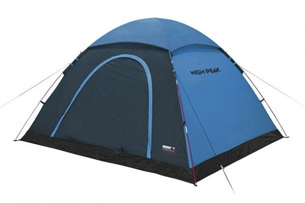 HIGH PEAK - Monodome XL 4 Zelt, 4-Personen, blau/grau