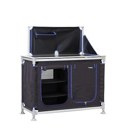 Westfield ModuCamp Modul 2 Campingschrank, grau/blau