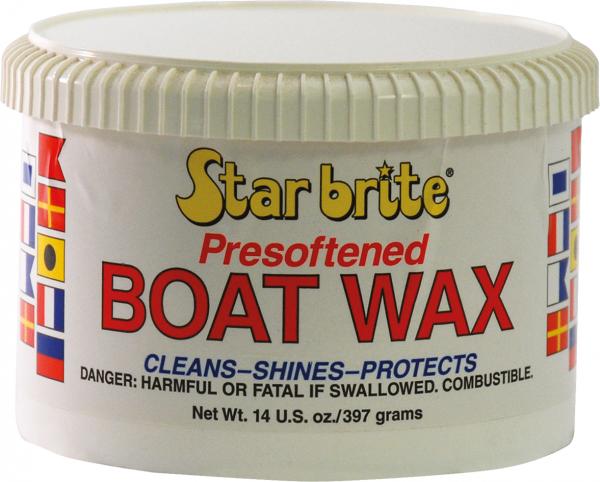 Star brite - Vorgeweichtes Bootswachs