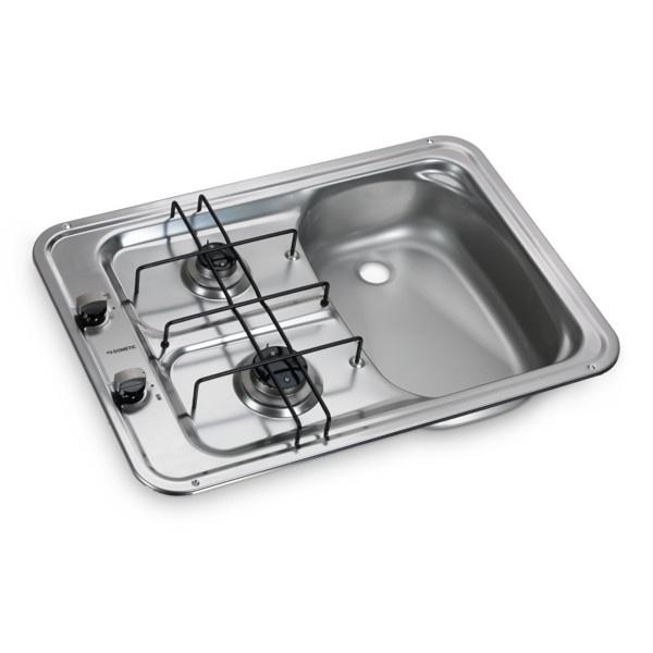 DOMETIC Einbau Koch- / Spül-Kombination / Spüle rechts HS 2420 R