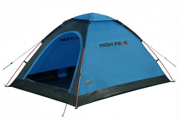 HIGH PEAK - Monodome PU 2 Zelt, 2-Personen, blau/grau