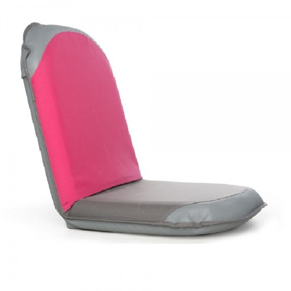 "Comfort Seat ""Outdoor Regular"", Farbkombination: magenta/grau"