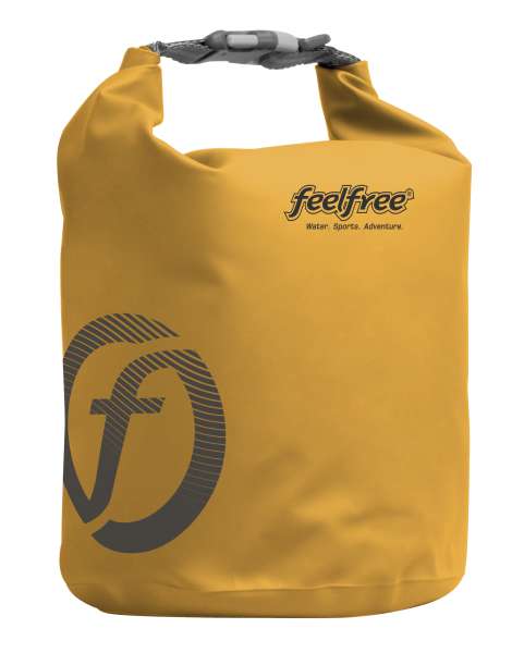 "FeelFree Beutel ""Dry Tube"", 5L, gelb"