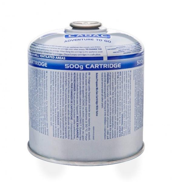 CADAC - Gaskartusche, 500 g, EN417-Gewinde