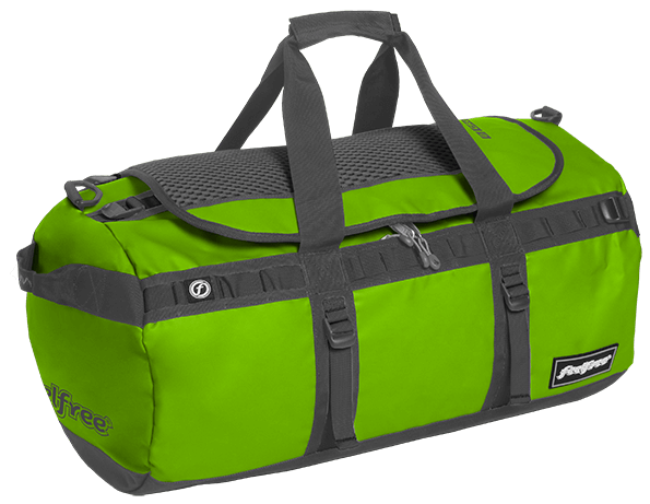 """FeelFree Multifunktionstasche """"Cruiser"""", 25L, lime"""