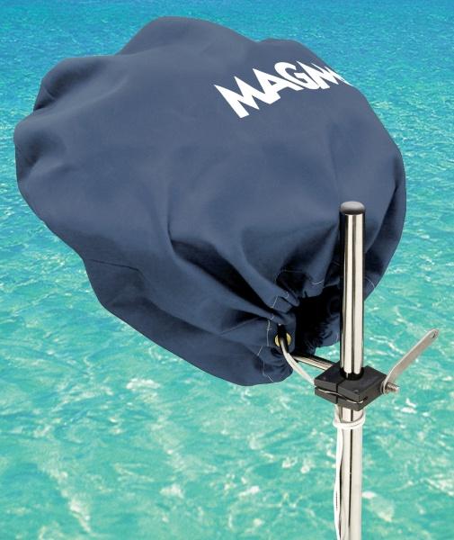 Magma Grillabdeckung für Kettel Grill Durchmesser 435 cm, captain's navy