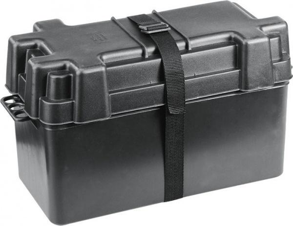 Lalizas / Nuova Rade Batteriekasten Batteriebox bis 100 Ah mit Haltegurt