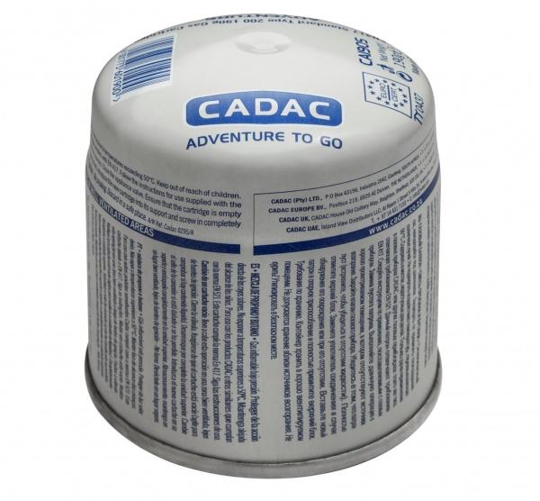 CADAC - Stechkartusche, 190 gr.