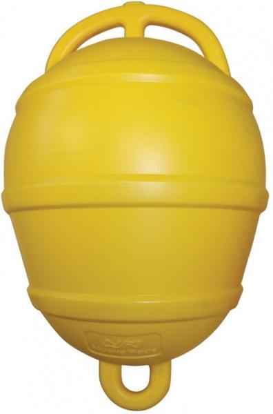 Lalizas / Nuova Rade Anker- und Markierungsboje, Schwimmer, Ø 25 cm, gelb