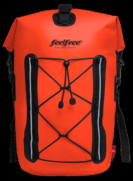 """FeelFree Rucksack """"Go Pack"""", 40L, orange"""