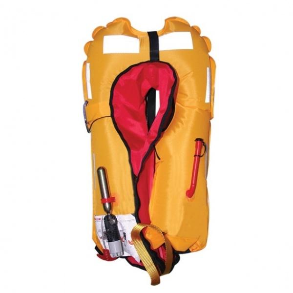 Lalizas aufblasbare Rettungsweste Sigma 170N, CE ISO 12402-3, für Erwachsene, manuell