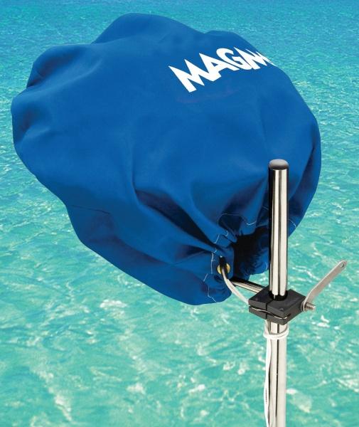 Magma Grillabdeckung für Kettel Grill Durchmesser 435 cm, pacific blue