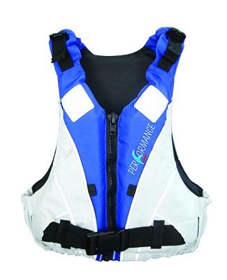 Lalizas Schwimmhilfe Performance 50N, CE ISO 12402-5, für Erwachsene 70 - 90 kg