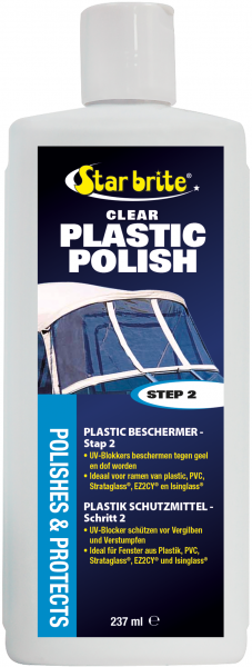 Star brite - Kunststoff Schutzmittel - Schritt 2, 237 ml