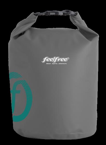 """FeelFree Beutel """"Dry Tube"""", 15L, grau"""