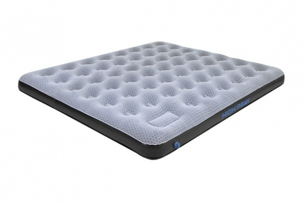 HIGH PEAK - Luftbetten Multi Comfort Plus , grau/blau/schwarz