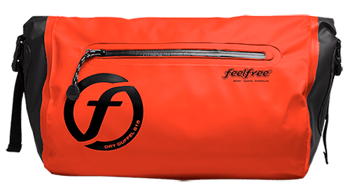 "FeelFree Tasche ""Dry Duffel"", 15L, orange"