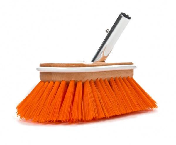 DECKMATE Deckbürste Medium, orange