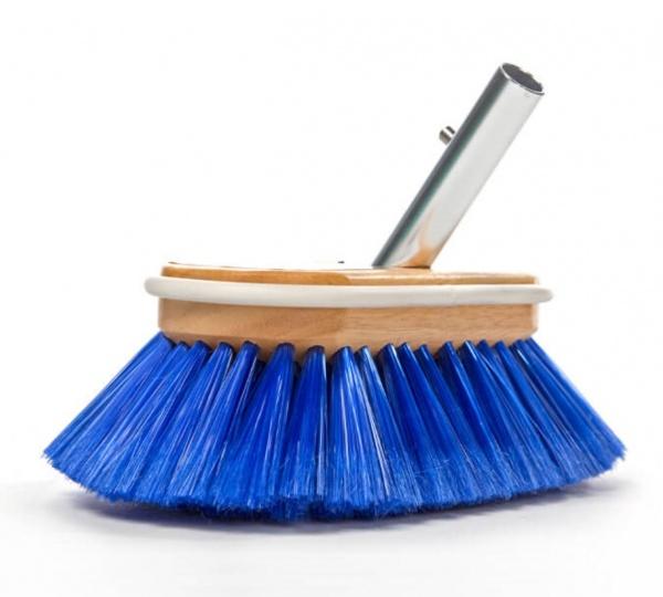 DECKMATE Deckbürste, extra weich, blau