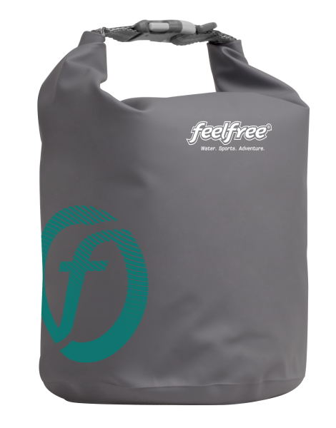 """FeelFree Beutel """"Dry Tube"""", 5L, grau"""
