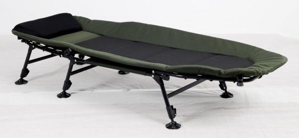 """Angelliege """"Bedchair"""" - Grün"""