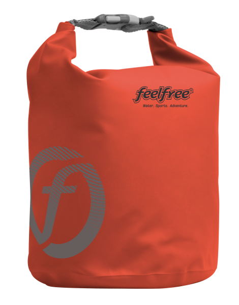 "FeelFree Beutel ""Dry Tube"", 5L, orange"