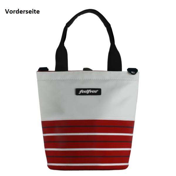 "FeelFree Handtasche ""BRETON TOTE-Breton Rouge"", Größe S"