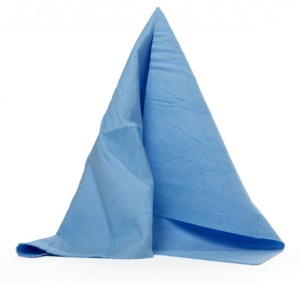 DECKMATE PVA trocknen Handtuch, blau