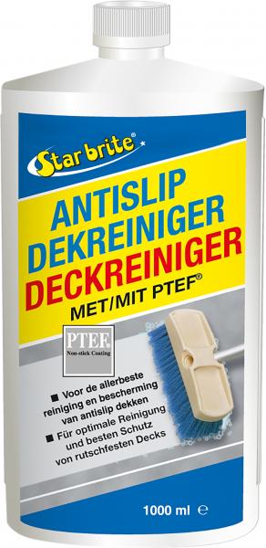 Star brite - Antislip Deckreiniger mit PTEF®, 1000 ml