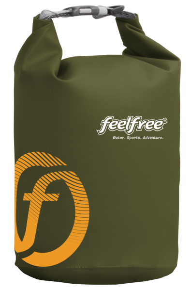 "FeelFree Beutel ""Mini Tube"", 3L, oliv"