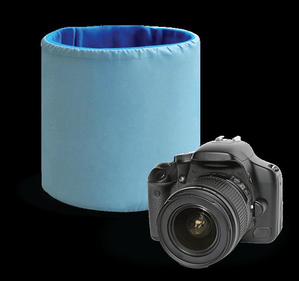 FeelFree Schutzpolster für Kameras, Größe S, für Dry Tubes 5L -10L