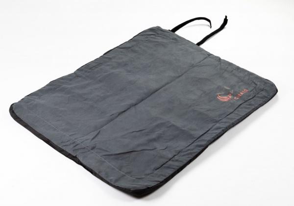 """Outchair """"COMFORTER"""" - die Heizdecke, 120 x 90 cm, schwarz"""