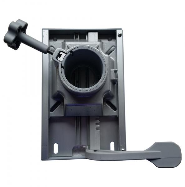 kleiner Stuhlschlitten für Stuhlfüße mit Ø 7,3 cm