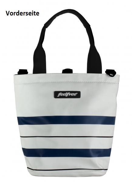 """NICHT MEHR LIEFERBAR - FeelFree Handtasche """"BRETON TOTE-Traditional Navy"""", Größe S"""