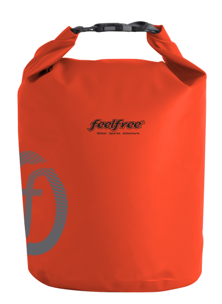 "FeelFree Beutel ""Dry Tube"", 15L, orange"