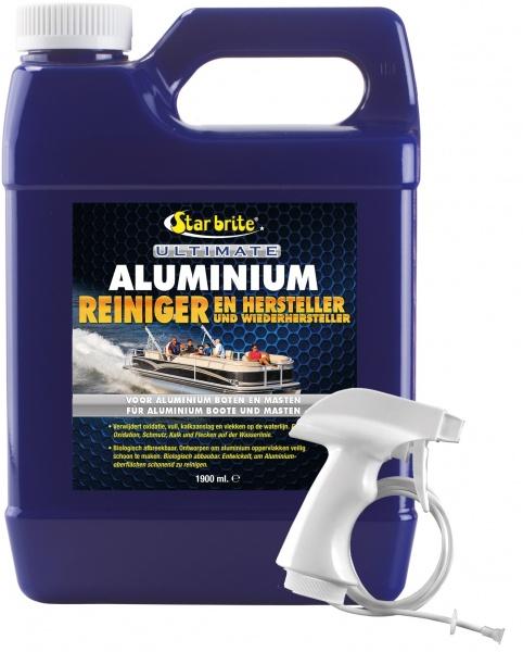 Star brite - Aluminium Reiniger und Wiederhersteller, 1900 ml