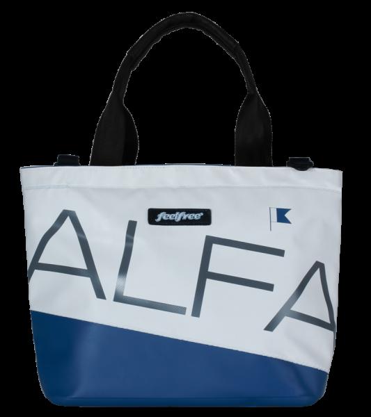 """FeelFree Handtasche """"FLAG TOTE-Alfa"""", Größe M"""
