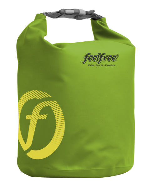 """FeelFree Beutel """"Dry Tube"""", 5L, lime"""