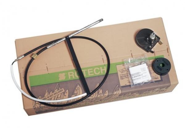 ULTRAFLEX Basiskit Rotech IV für Außenborder bis 40KW, Länge 3,97m