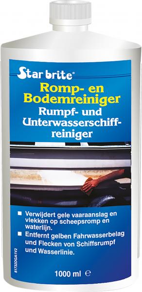 Star brite - Rumpf- und Unterwasserschiff Reiniger, 1000 ml