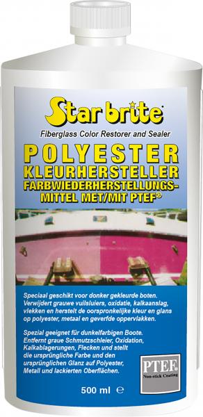 Star brite - GFK Farbwiederhersteller mit PTEF®, 500 ml