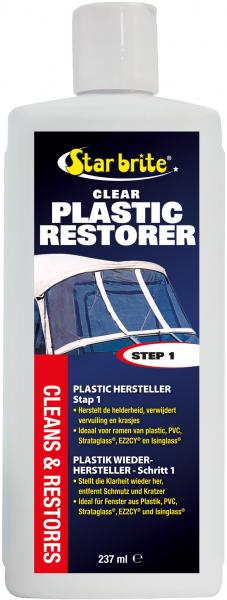 Star brite - Kunststoff Wiederhersteller - Schritt 1, 237 ml