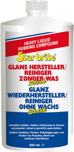 """Star brite - Glanz Wiederhersteller ohne Wachs """"Stark"""", 500 ml"""