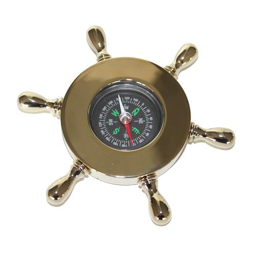 "Kompass ""Steuerrad"""